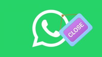Necesitas desactivar tu WhatsApp?